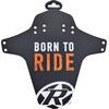 Reverse Born to Ride Schutzblech fox orange